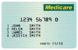 MediCare Card 1